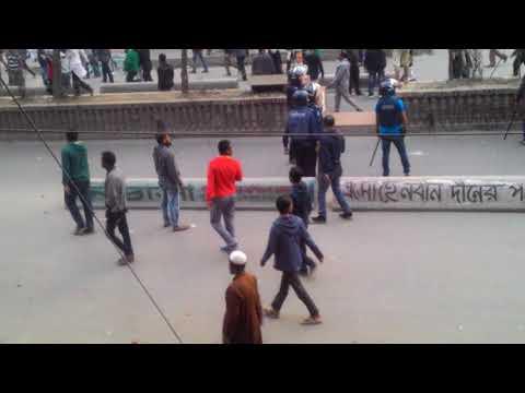 Narayanganj Recent Street Violence - Hawker vs Police part 2