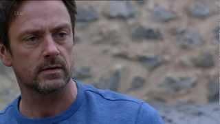 Cameron murray pins robbie when robbie threatens to hurt sarah dingle emmerdale