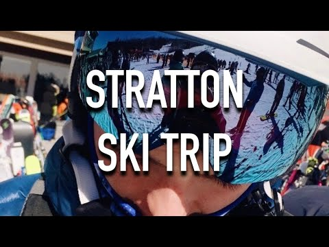 VLOG 036: AMHERST COLLEGE STUDENTS SEND IT AT STRATTON