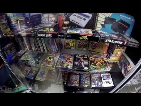 Live Retro Video Game Hunting #61 Flea Market & Thrift Store Finds!...That was short