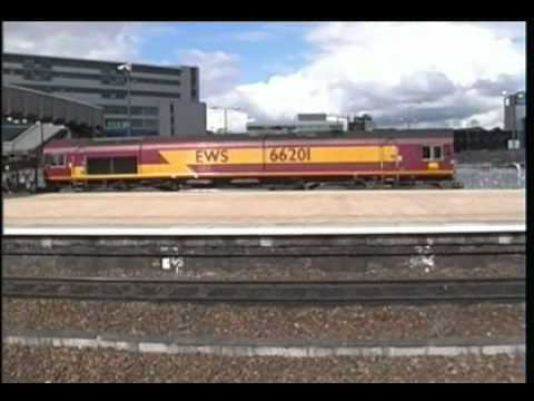 LEICESTER. 4 x 20's TUBE MOVE. 70. Freight etc. 11.04.2012