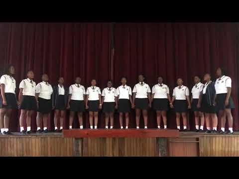 High school girls from Pretoria killed the singing🙌🔥