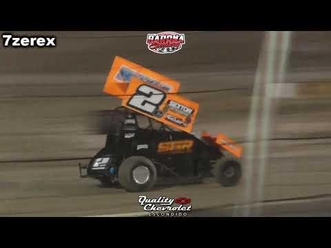 Mini Sprints Heat 1 Barona Speedway 11-16-2019