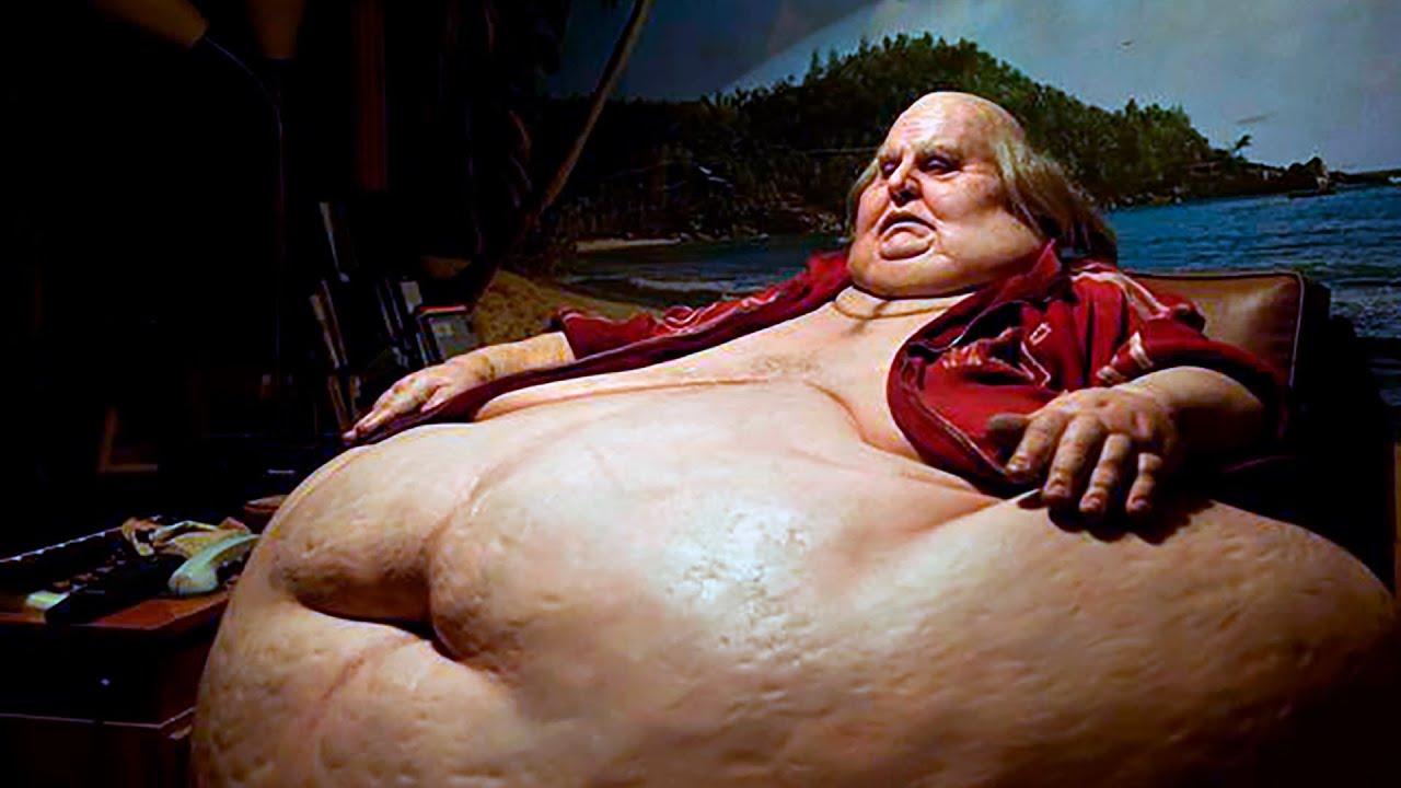 Фото полных жирных