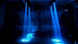 tte 60w spot q5 moving led light