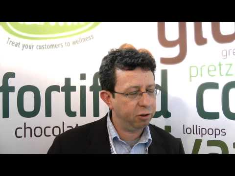 Carmit's Adrian Sagman Talks About Functional Confectionery