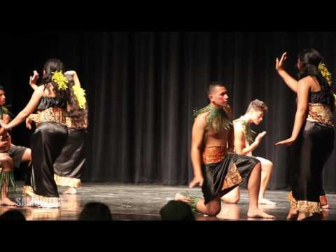 Granger HS Annual Pacific Island Family night 1