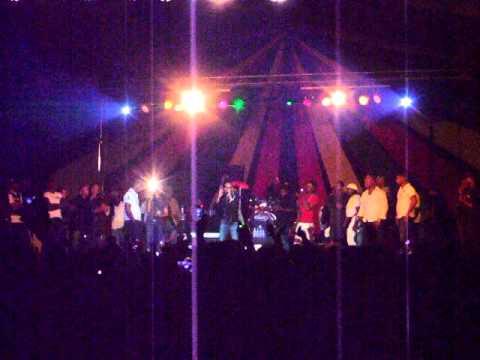 GAZA INVASION - Vybz Kartel live in Paramaribo, Surinam -