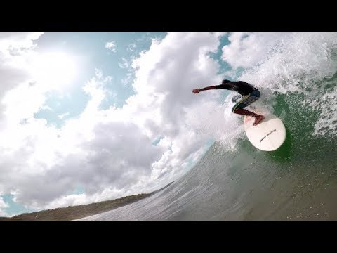 PLAYA COLORADO NICARAGUA SURF REPORT SEPT 6 2017