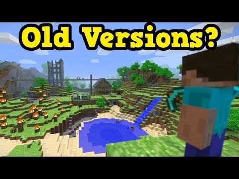 Minecraft Xbox 360 / PS3 - Old Version Selector? (QnA)