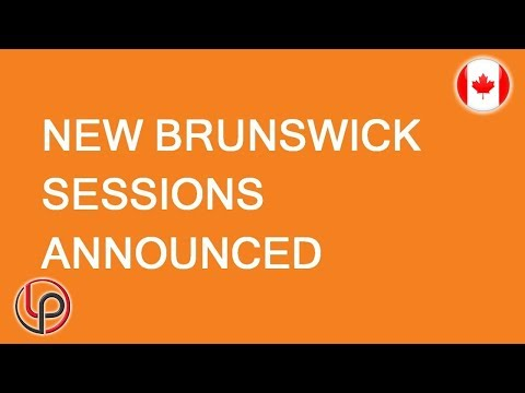 New Brunswick: first sessions of 2019!  Immigration to Canada