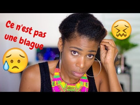 je perd mes cheveux cr pus 4a 4b 4c natural hair milies hairstyle soin youtube. Black Bedroom Furniture Sets. Home Design Ideas