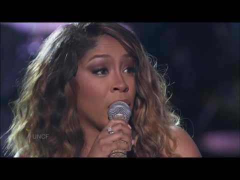 K  Michelle - Maybe I Should Call/God I Get It (Live UNCF 2015)