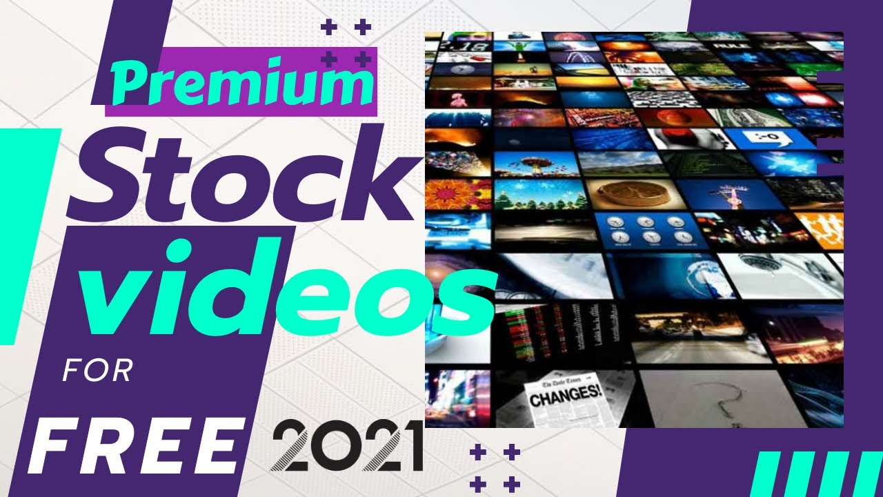 Download how to Download premium stock videos for free without watermark || free stock video