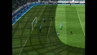 FIFA 13 - Gameplay no Playstation 3 / Easy Cap