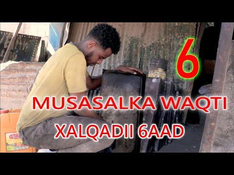 Musasalka Waqti Xalqadii