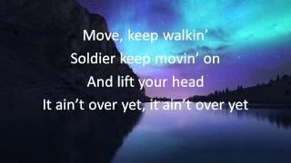 Move Keep Walking by TobyMac