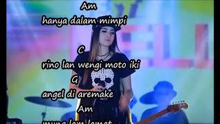 Nella Kharisma Sayang 2 Chord Lirik