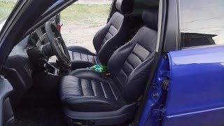 Электро сидения от Audi A6 C5 в Audi 80