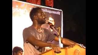 Dhuruvan Selvamani's Tiger Flow Speech At Kalayarkovil - Part   7