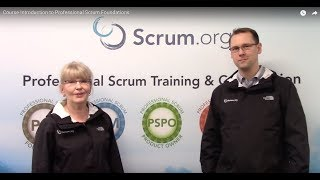 Course Introduction to Professional Scrum Foundations