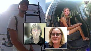 Domestic violence experts analyzes Petito body camera video screenshot 3