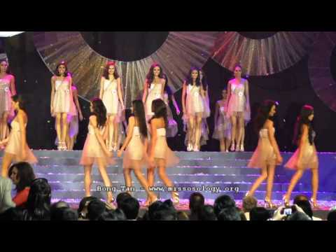 Bb. Pilipinas Gold Dance Number - Missosology.org