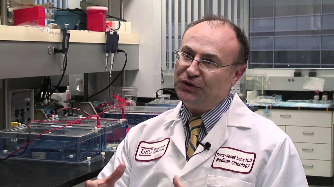 Prof. Heinz-Josef Lenz