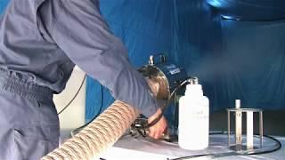 畜舎用電動噴霧器・モーターフォグ