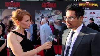 Michael Peña On Reading Marvel Comics