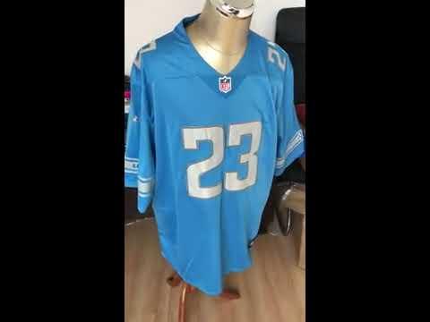 Slay JR 23# XXL Blue NFL Jerseys Review