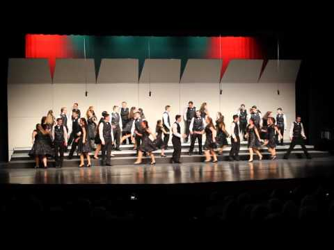 "Fraser High School's Fraser Singers performs, ""Conga Rhythm!"""