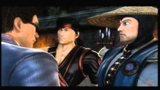 Youtube Poop - Johnny Cage Probably Should Claim Victory