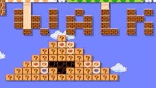 ♪ Fairy Foutain – Zelda ♪ by Laeticia - Super Mario Maker - No Commentary