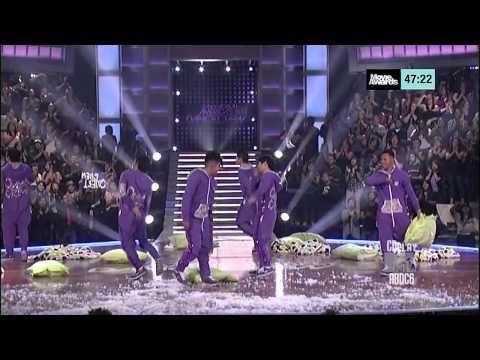Quest Crew - LMFAO - Party Rock Anthem - ABDC6 Finale HD