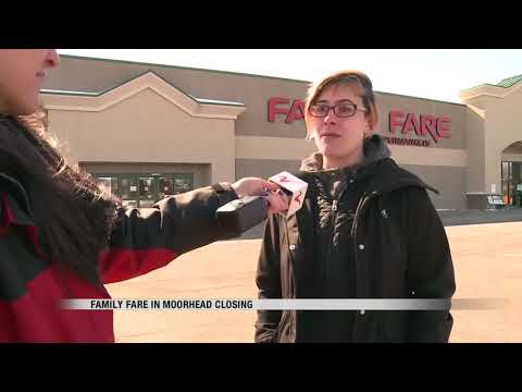 News Moorhead's Family Fare to close in April