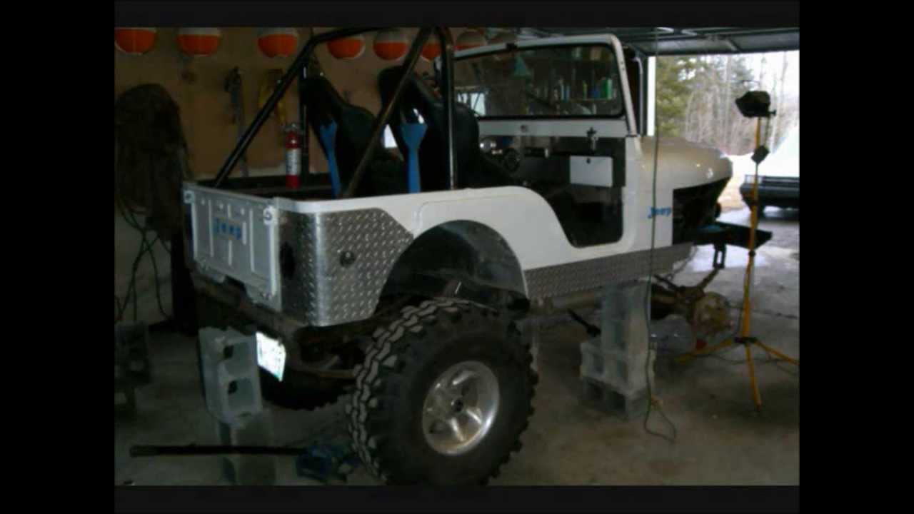maxresdefault 1973 cj 5 complete rebuild watch the transformation Electrical Wiring for 1971 Jeep CJ5 at n-0.co