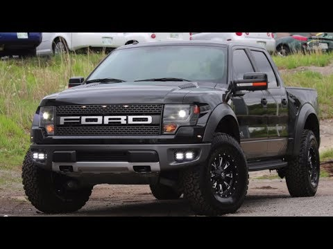 Ford Of Murfreesboro >> 2013 Roush Raptor Upgraded Wheels ICON Suspension Loaded - YouTube