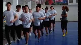 """Спорт. Юношеская сборная Кореи по тяжелой атлетике в """"Сан-Сити"""" 16.05.17"""