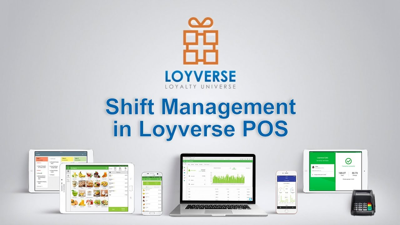 Shift Management in Loyverse POS