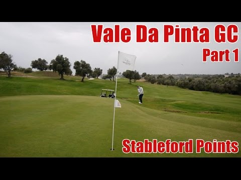 Pestana Golf Resort - Vale Da Pinta GC- Stableford Part 1
