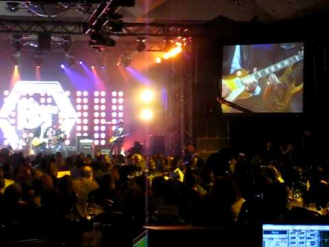 Bachman & Turner - Canadian Music Week Hall of Fame Induction - March 10, 2011