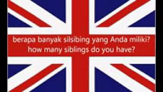 Frase Bahsa Inggris Untuk Pemula