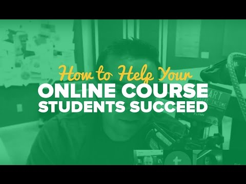 How to Help Your Online Course Students Succeed – SPI TV, Ep. 59