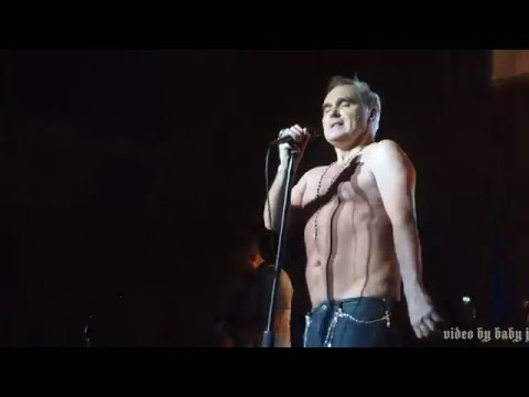 Morrissey-THE QUEEN IS DEAD (The Smiths)-Live-The Masonic, San Francisco, CA, December 29, 2015-MOZ