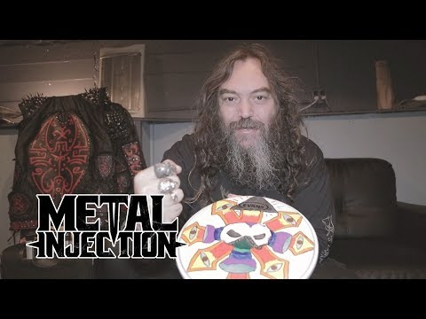 Max Cavalera Of SOULFLY Talks About HIs Art, Sepultura Artwork Stories and More   Metal Injection