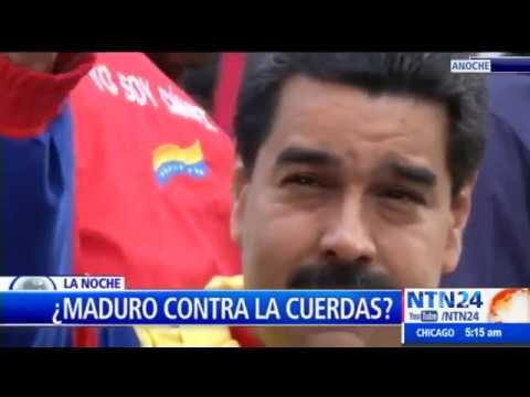 ¿Quién rechaza y quién apoya a Nicolás Maduro? Análisis en La Noche de NTN24
