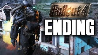 Fallout 4 ENDING Walkthrough Part 29 - FOR THE BROTHERHOOD (PC Gameplay 60FPS)
