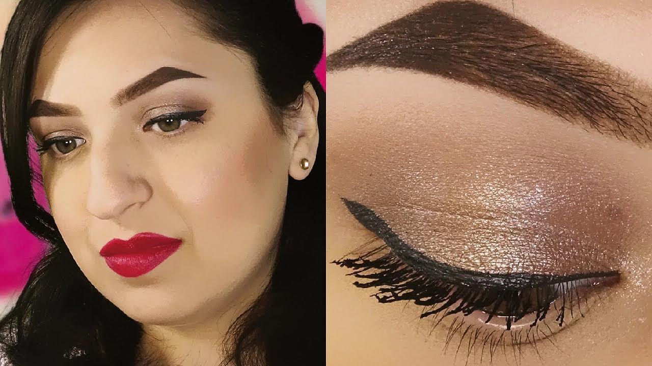 Makeup Tutorial Trucco televisivo - YouTube