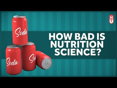 Nutrition Studies Are Just Terrible